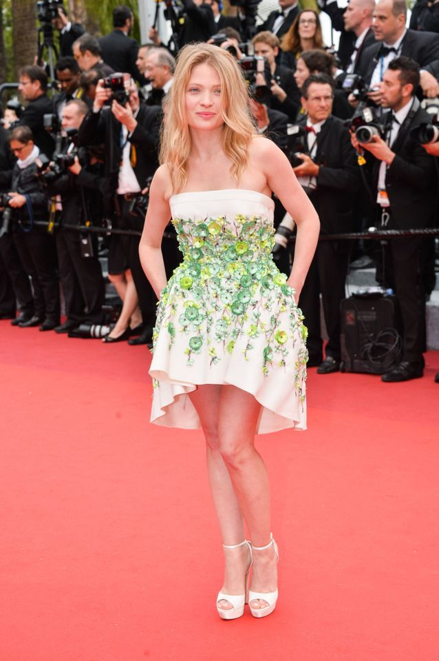 Robe Cannes Mélanie Thierry