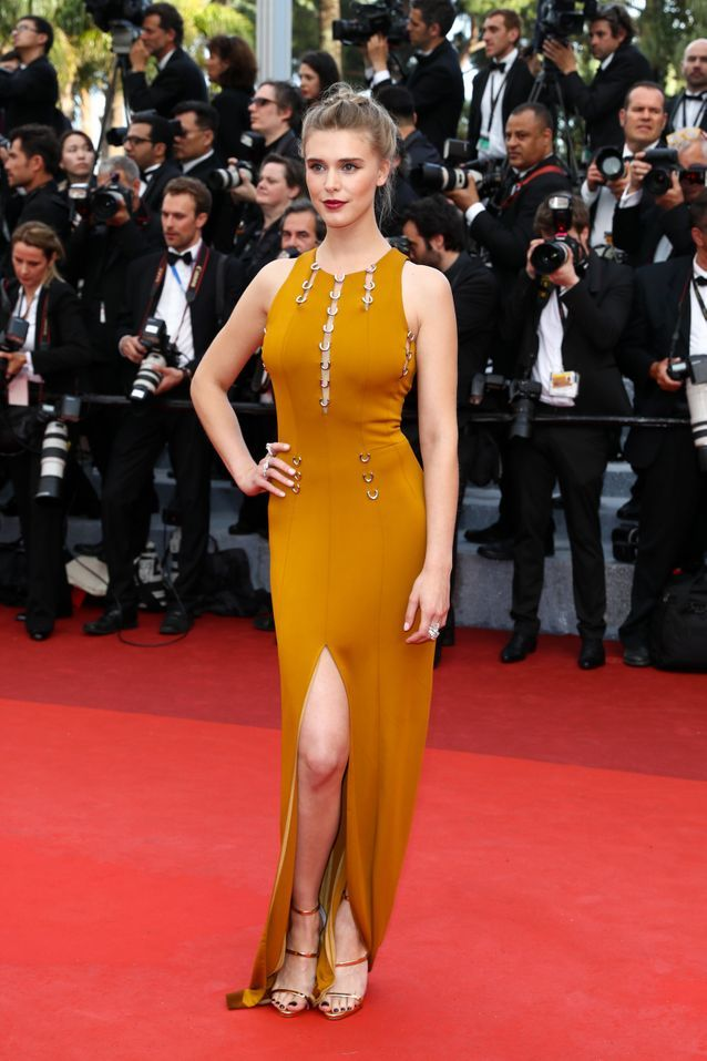 Robes Cannes Gaïa Weiss