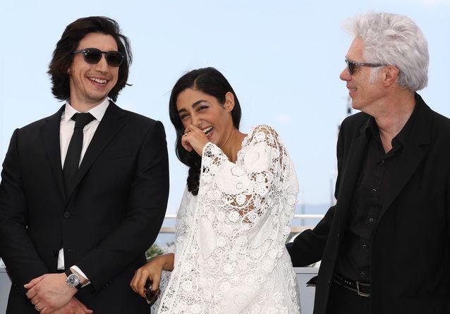 Cannes 2016 : festival de stars pour le photocall de « Paterson »