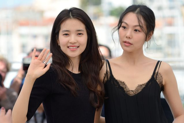 Cannes 2016 : les acteurs de « Mademoiselle » prennent la pose