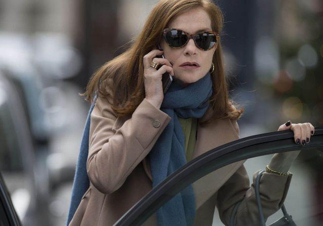 Isabelle Huppert dans « Elle », de Paul Verhoeven