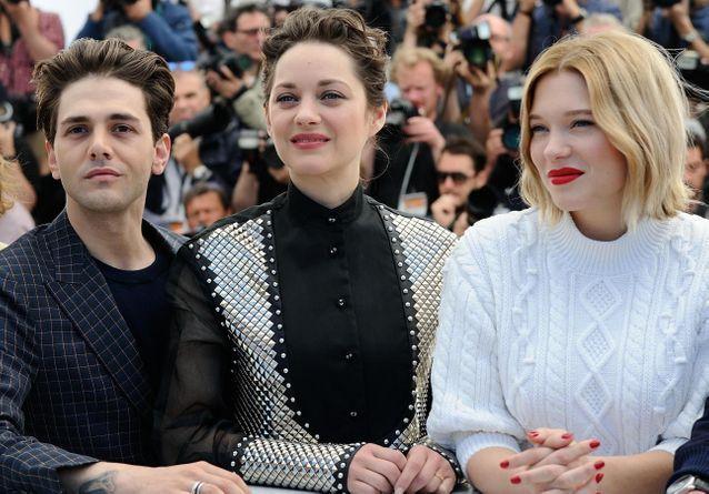 Cannes 2016 : pluie de stars pour le photocall de « Juste la fin du monde » de Xavier Dolan
