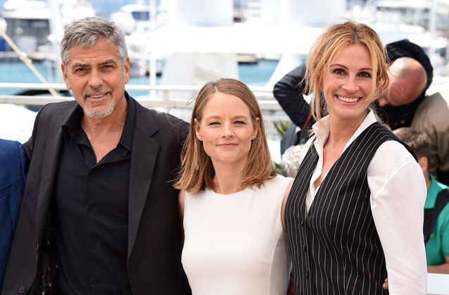 Cannes 2016 : premier festival pour Julia Roberts, aux côtés de George Clooney et Jodie Foster
