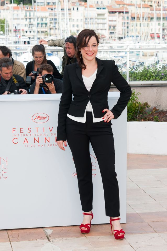 L'actrice Laure Calamy