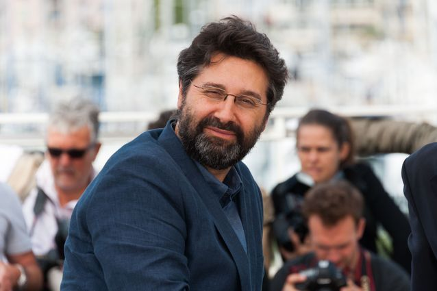 Le réalisateur Thanos Anastopoulous