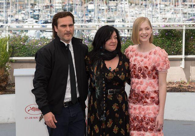 Lynne Ramsay, Joaquin Phoenix et Ekaterina Samsonov