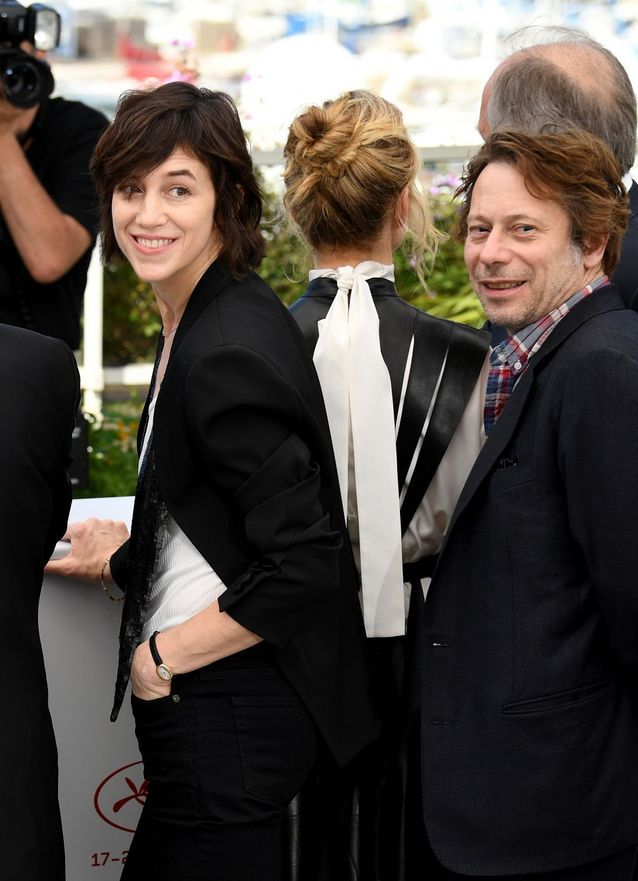 Charlotte Gainsbourg et Mathieu Amalric