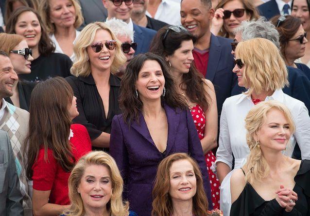 Cannes 2017 : Will Smith, Marion Cotillard… Tous réunis pour la photo historique du 70e festival !