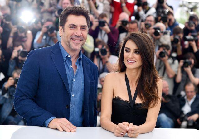 Cannes 2018 : Penélope Cruz et Javier Bardem, fou amoureux le couple illumine la Croisette