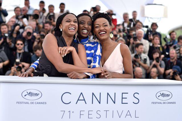Wanuri Kahiu, Samantha Mugatsia et Sheila Munyiva