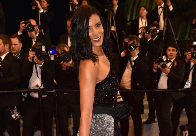 Cannes 2018 : à la projection de «Leto», Shy'm a fait le show sur le tapis rouge