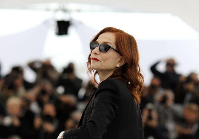 Cannes 2019 : Isabelle Huppert sur la Croisette pour « Frankie »