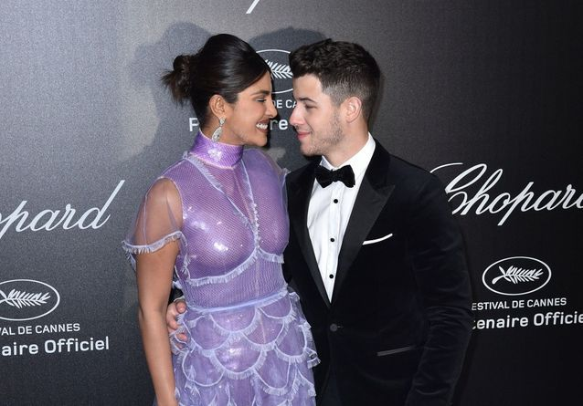 Cannes 2019 : Priyanka Chopra, Nick Jonas, Julianne Moore et Mariah Carey réunis à la Love Night de Chopard