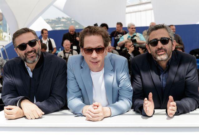 Cannes 2019 : Reda Kateb retrouve Olivier Nakache et Eric Toledano sur la Croisette