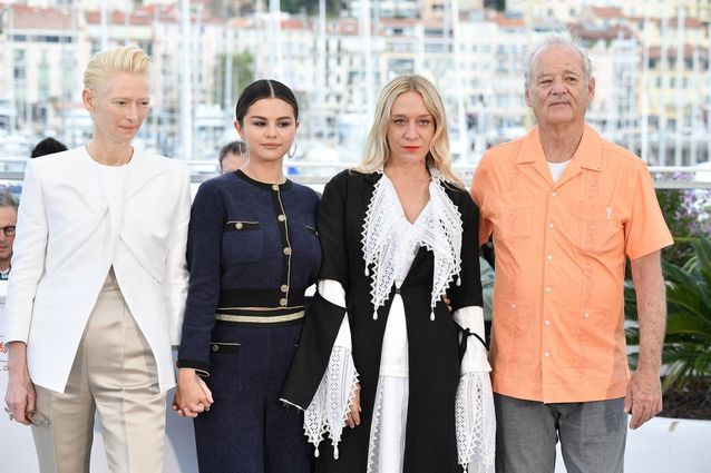 Tilda Swinton, Selena Gomez, Chloë Sevigny, et Bill Murray
