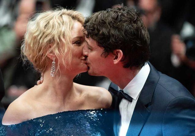 Cannes 2019 : Virginie Efira et Niels Schneider, l'amour sur tapis rouge