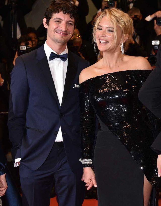 Niels Schneider et Virginie Efira