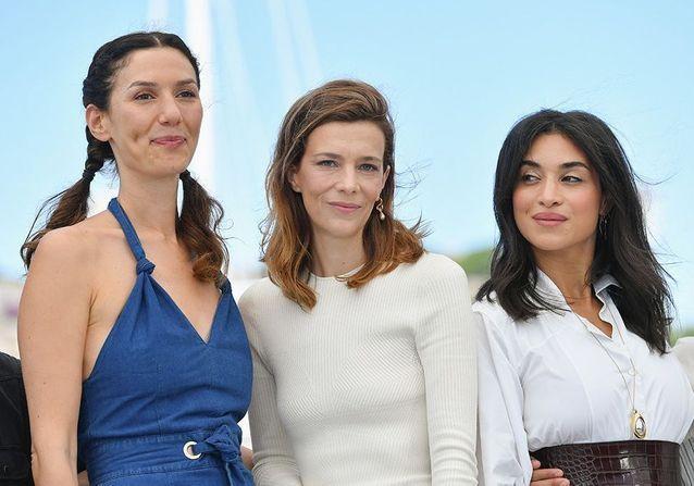 Cannes 2021 : Doria Tillier, Camélia Jordana et Céline Sallette, trio gagnant sur la Croisette