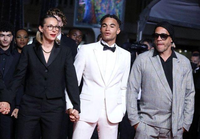 Cannes 2021 : JoeyStarr, Cut Killer et le casting de «Suprêmes» mettent le feu au tapis rouge