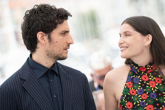 Laetitia Casta et Louis Garrel, réunis à Cannes