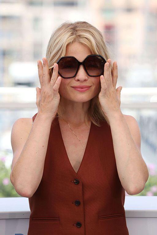 Mélanie Thierry, présidente de la Caméra d'Or de Cannes
