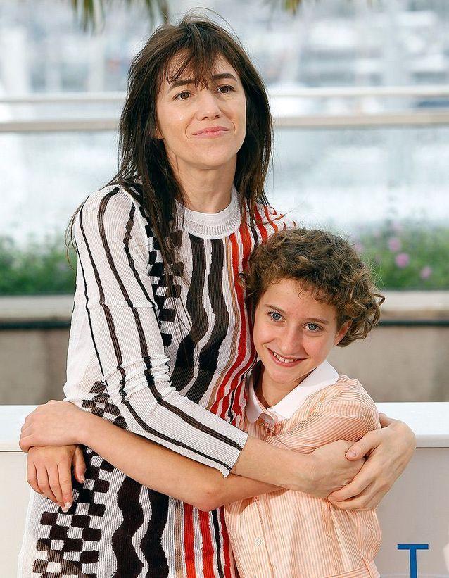 Charlotte Gainsbourg et Giulia Salerno
