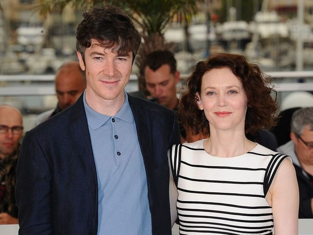 Simone Kirby et Barry Ward