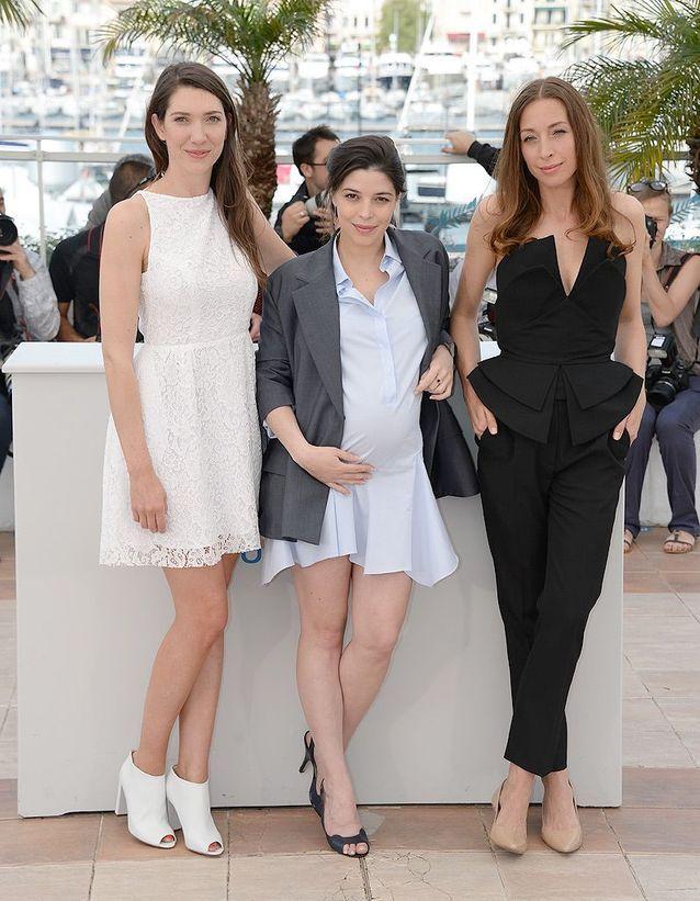 Zoé Bruneau, Héloïse Godet et Jessica Erickson