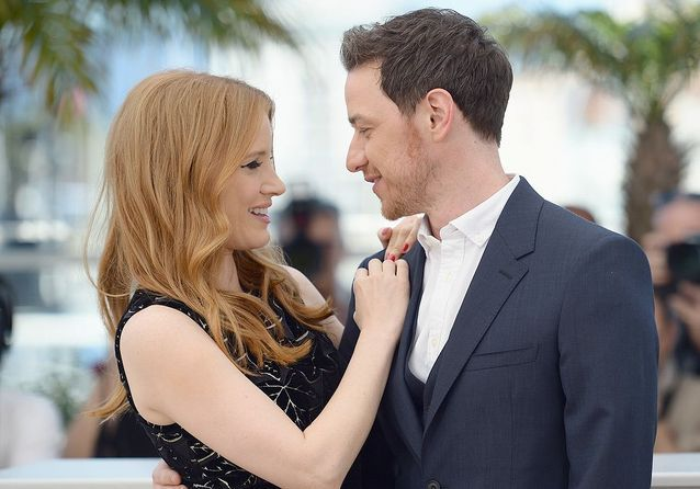 Jessica Chastain présente The Disappearance of Eleanor Rigby