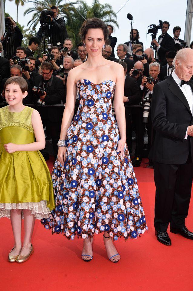 Rebecca Hall en Dior Couture