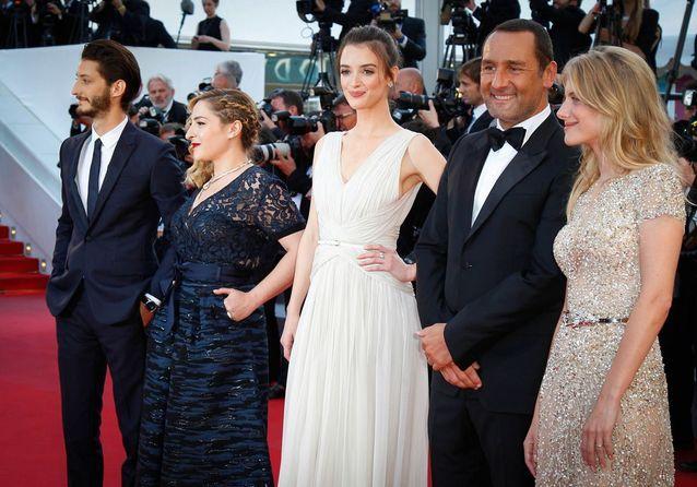 Cannes 2015 : les Françaises, stars du tapis rouge