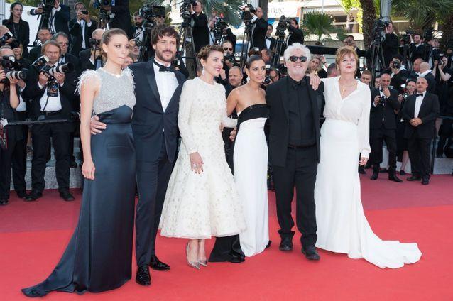 """L'équipe du film """"Julieta"""""""