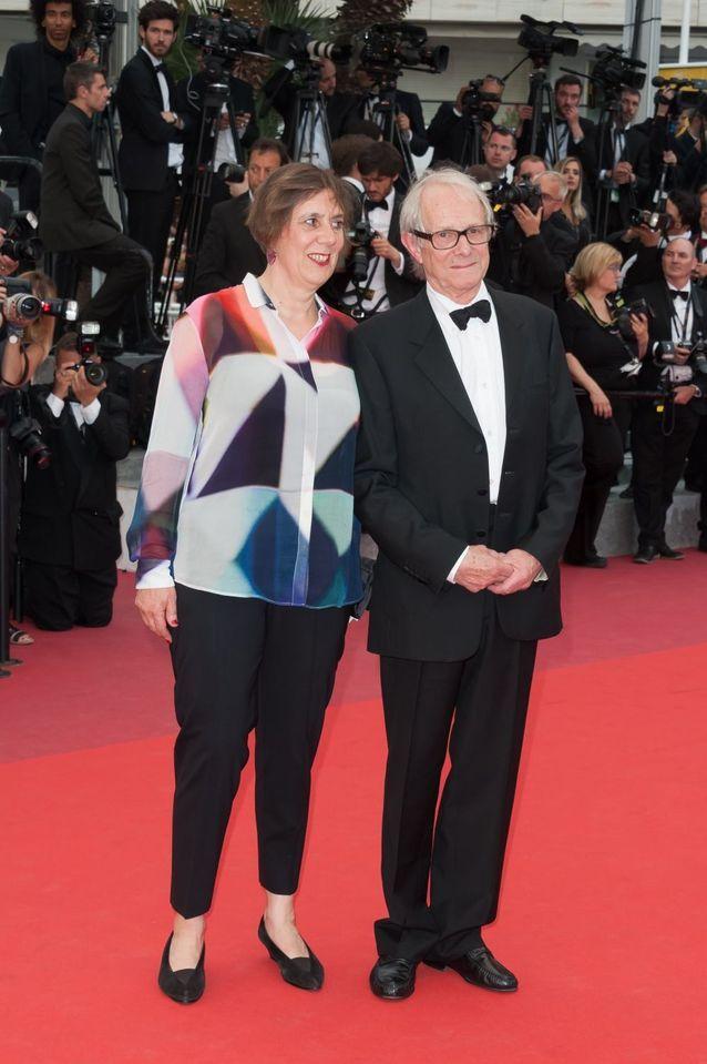 Ken Loach, Palme d'or du Festival de Cannes