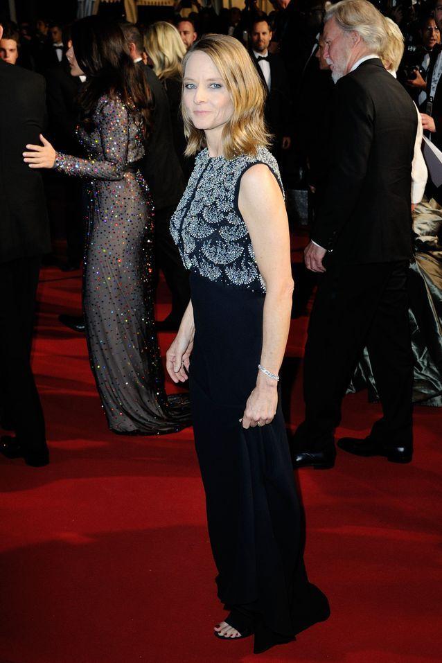 Jodie Foster en Dior