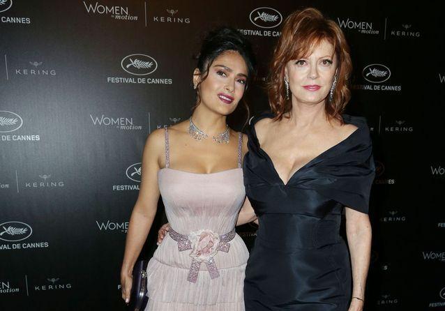 Cannes 2016 : la soirée Women in Motion célèbre les femmes du cinéma