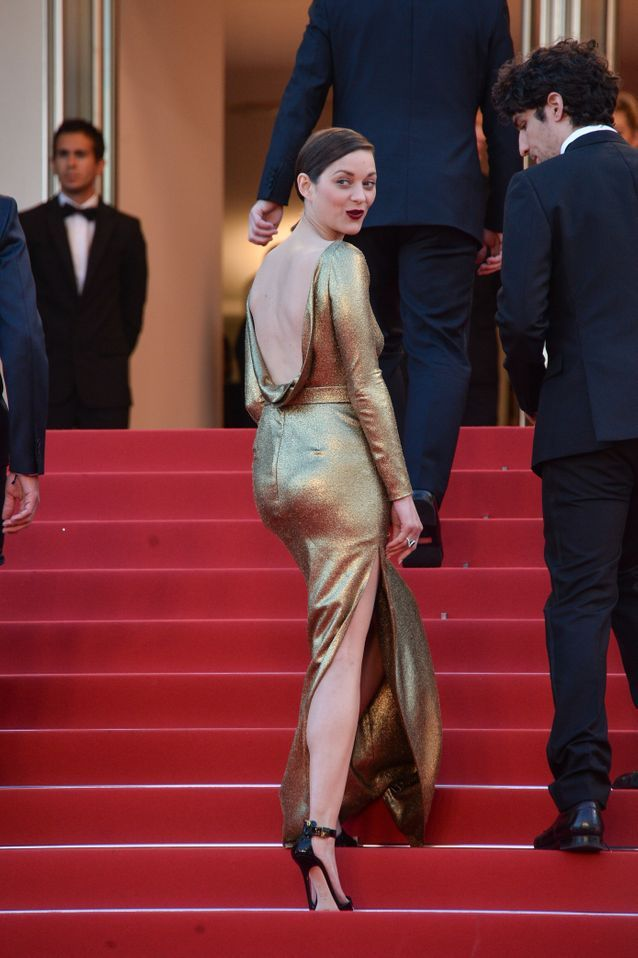 Marion Cotillard en Dior Haute Couture