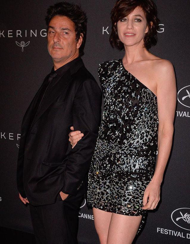 Yvan Attal et Charlotte Gainsbourg