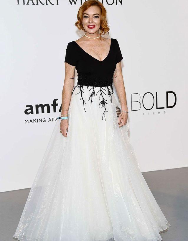 Lindsay Lohan en Christophe Guillarmé