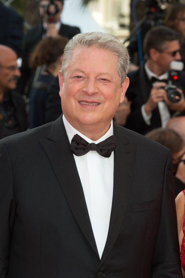 Al Gore en Brioni