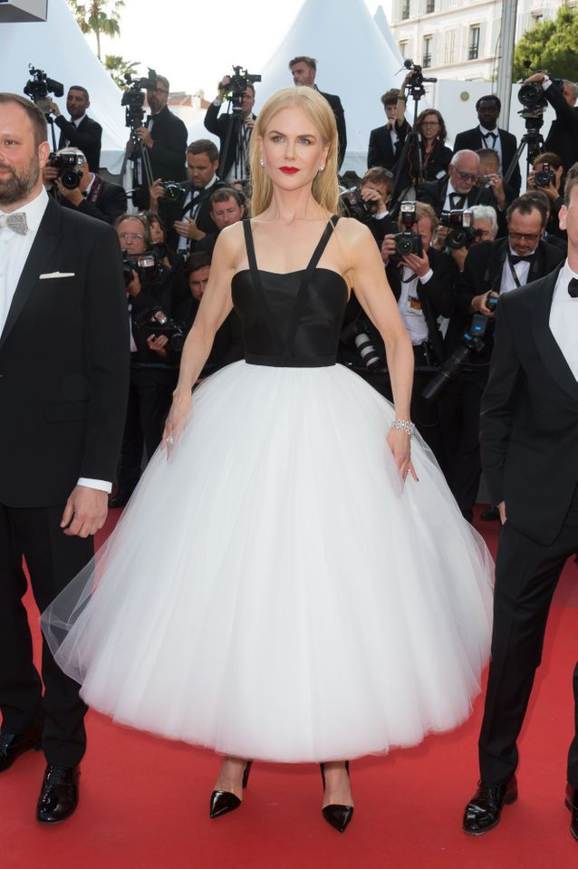 Nicole Kidman en Calvin Klein
