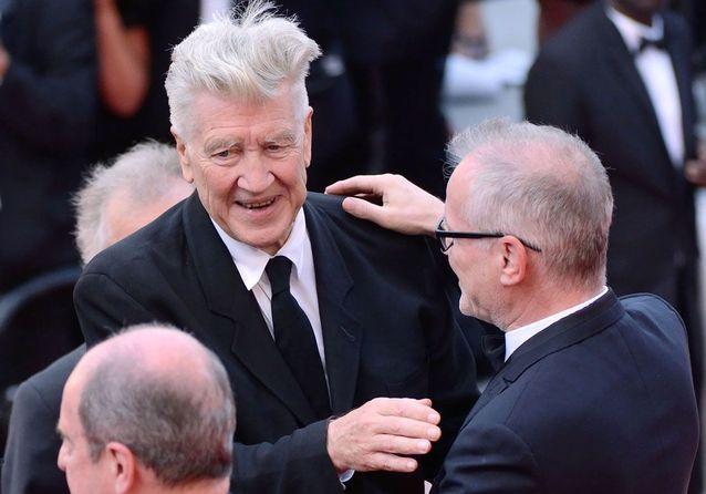 David Lynch et Thierry Frémeaux