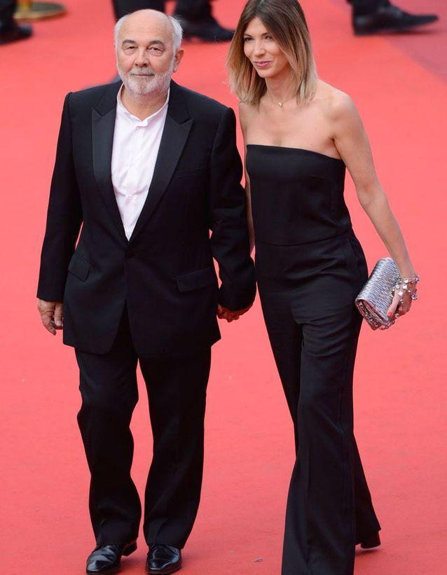 Gérard Jugnot et Patricia Campi