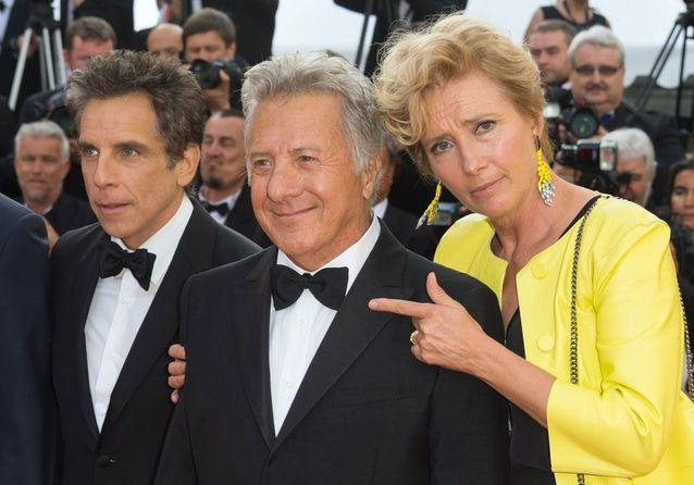 Ben Stiller, Dustin Hoffman et Emma Thompson