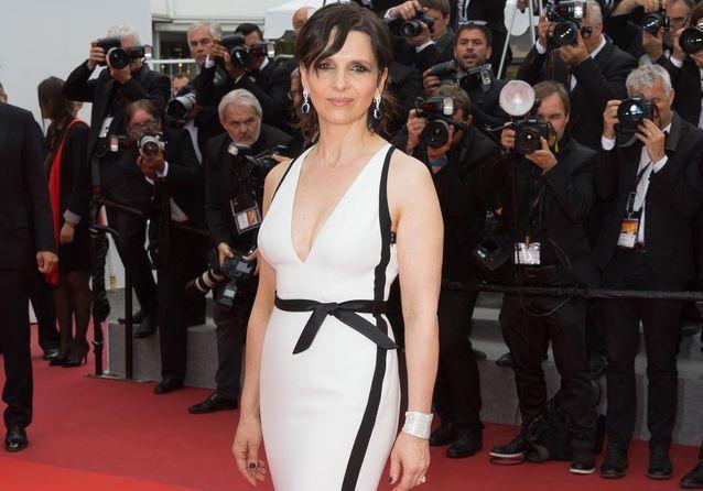Cannes 2017 : montée des marches glamour avec Juliette Binoche et Diane Kruger