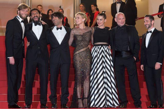 "L'équipe du film ""Aus Dem Nichts"""