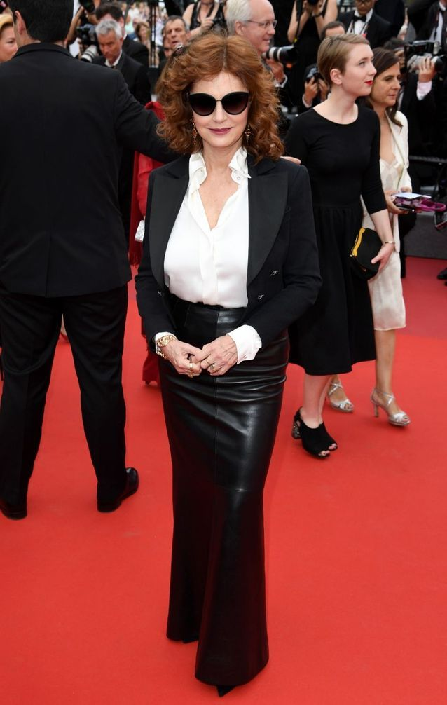 Susan Sarandon en Chanel