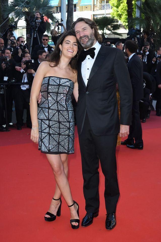 Lara Micheli et Frédéric Beigbeder