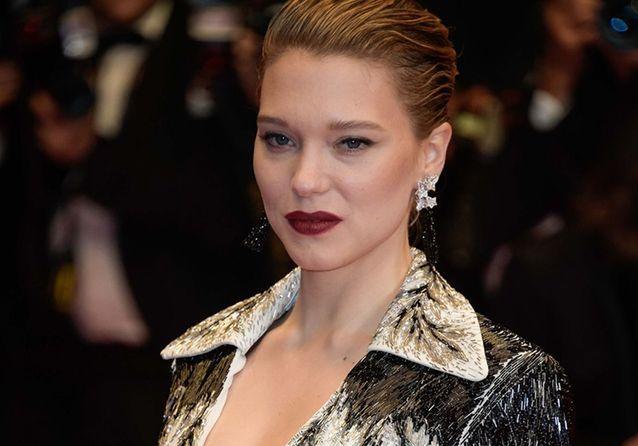 Cannes 2018 : Léa Seydoux scintille pour la projection de « Cold War »
