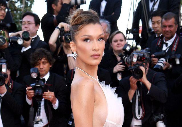 """Cannes 2019 : Bella Hadid, Eva Longoria et Elton John réunis sur les marches pour """"Rocketman"""""""