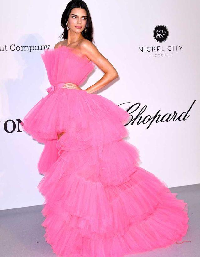 Kendall Jenner en Giambattista Valli x H&M